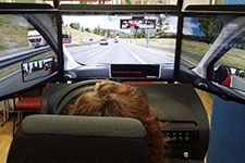 Simulador de coche